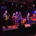 Konzert im Kölner Stadtgarten, Dezember 2015